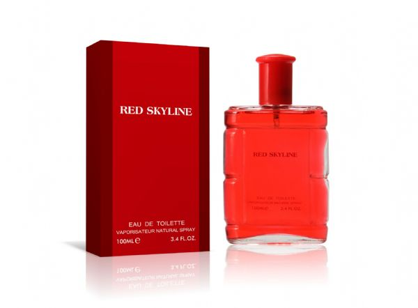 RED SKYLINE POUR HOMME E100ML FP8003